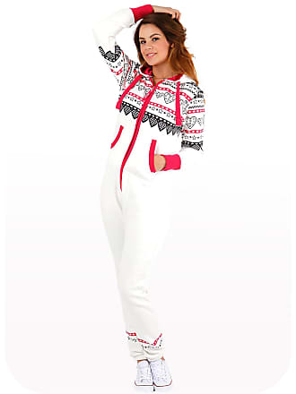 93d42039b1b4 Parsa Fashions New Womens Onesie Aztec Heart Print Ladies Jumpsuits One  Piece Onesie All in One