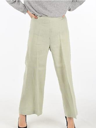 Fabiana Filippi flax pants size 46