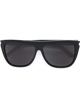 Saint Laurent Eyewear Óculos de sol em acetato - Preto