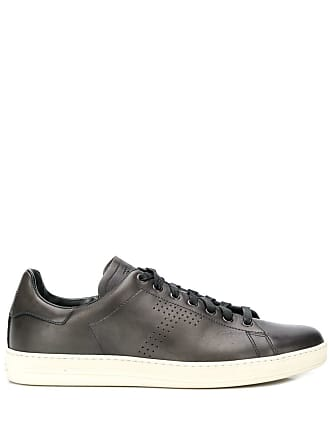Tom Ford classic low top sneakers - Black