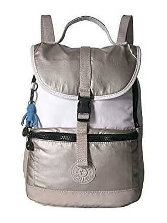 Kipling Kendal Convertible Bag, Wear Multiple Ways, Zip Closure, beige combo