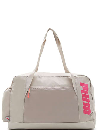 Puma Bolsa Puma At Grip Bag Cinza