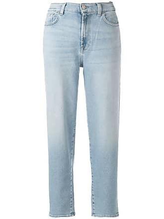7 For All Mankind Calça jeans cenoura Malia - Marrom
