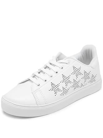 FiveBlu Tênis FiveBlu Estrelas Branco