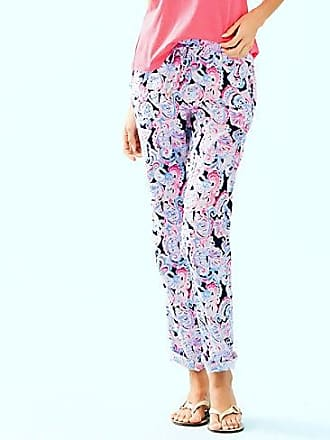 Lilly Pulitzer 31 Aden Linen Pant