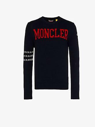 Moncler Genius Logo-knit Sweater