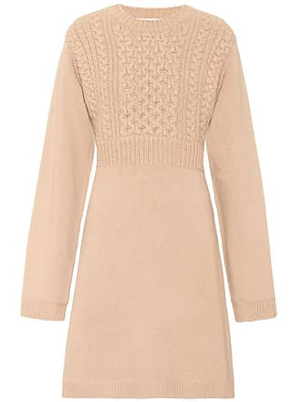 Chloé Exclusive to mytheresa.com - wool and cashmere dress