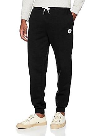 21073cb0e0c148 Converse Herren Core Jogger Sporthose, Schwarz (Black 001), 52  (Herstellergröße:
