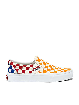 Vans Classic Slip-On in Yellow