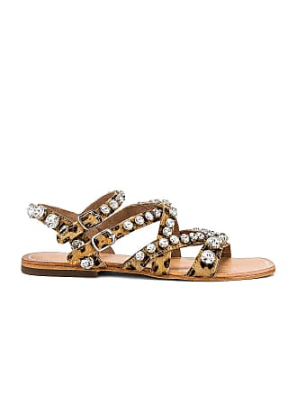 Jeffrey Campbell Calath Sandal in Brown