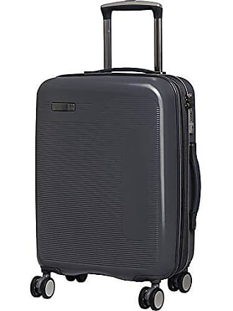 IT Luggage IT Luggage 20.9 Signature 8-Wheel Hardside Expandable Carry-on, Charcoal Gray
