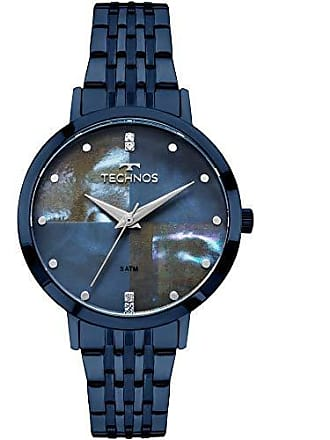 Technos Relógio Feminino Technos Fashion Trend 2036MJH/5A Azul