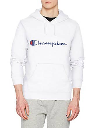 cfff8dd5969a Champion Hooded Full Zip Sweatshirt Sweat-Shirt à Capuche Homme Gris (Oxgm  Em006)