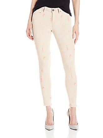 William Rast Womens Willliam Rast-Skinny Ankle Crop Jean, Exchange Peaches N Cream, 32