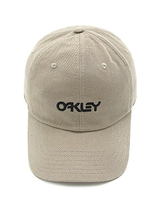 c60df7062 Oakley Boné Oakley 6 Panel Washed Cotton Hat Bege