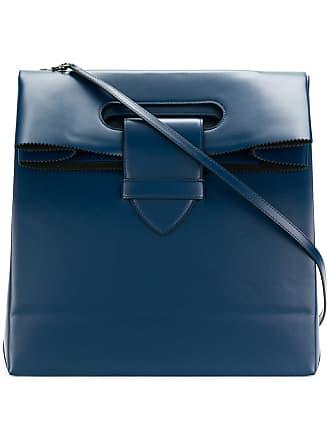 Golden Goose Bolsa de couro - Azul