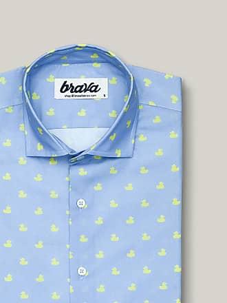 Brava Fabrics Leos Rubber Duckie Short Sleeve Shirt