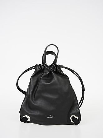Moncler Leather KINLY Drawstring Bag size Unica