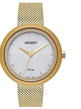 Orient Relógio Orient Feminino Ref: Fgss0117 S3kx Fashion Dourado