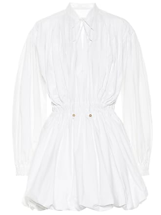 Philosophy di Lorenzo Serafini Cotton minidress
