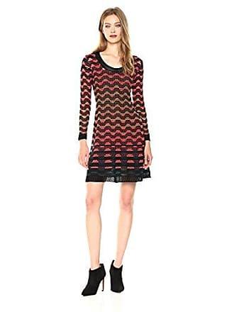 M Missoni Womens Greek Open Knit Dress, CP5 Emerald, EUR 42
