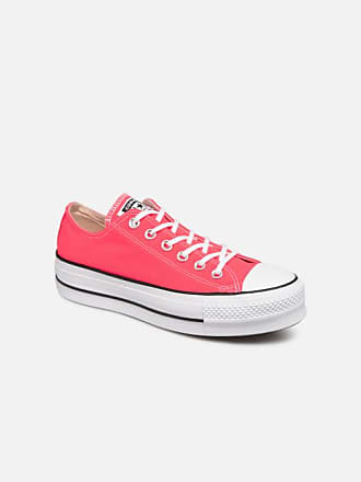 9ed58c2be1c8c Converse Chuck Taylor All Star Clean Lift Seasonal Color Extension Ox