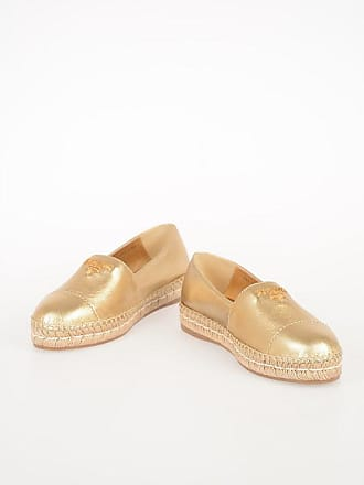 Prada Leather Espadrillas size 35,5