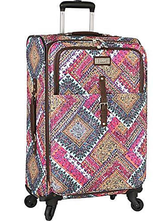 Chaps 28 Expandable Spinner Luggage Patchwork, Patchword