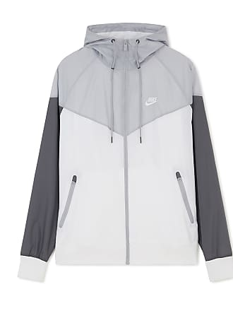 1c536876da Nike WINDRUNNER JACKET HD NIKE GRIS/BLANC L HOMME NIKE GRIS/BLANC L HOMME