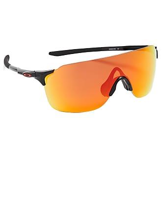 6f58e329ff4 Oakley Evzero Stride Prizm Sunglasses - Black Red