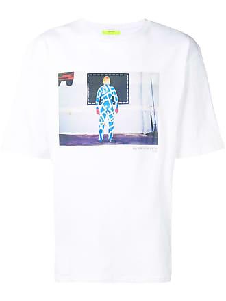 Ex Infinitas Hawley T-shirt - Branco