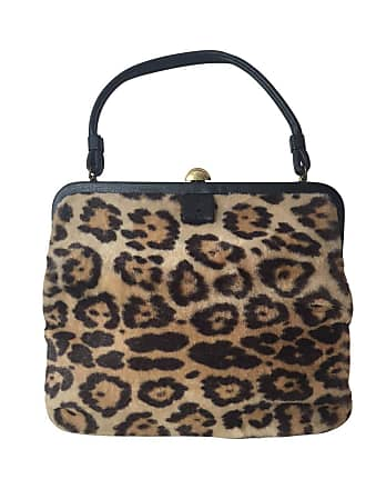 5a12866ff Handbags with Leopard pattern − Now  23 Items up to −50%