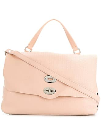 Zanellato top handle tote bag - Rosa