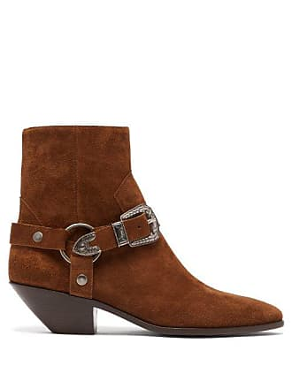 1a684f1e407 Saint Laurent Boots for Women − Sale: up to −63% | Stylight