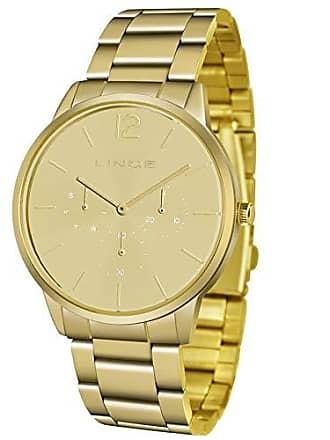 Lince Relógio Lince Feminino Ref: Lmgj087l C2kx Multifunção Dourado