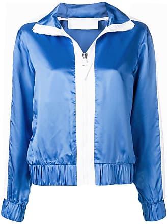 No Ka'Oi zip performance jacket - Blue