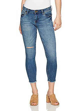 Kut from the Kloth Womens Petite Janet Ankle Skinny Jean, Profited, 12P