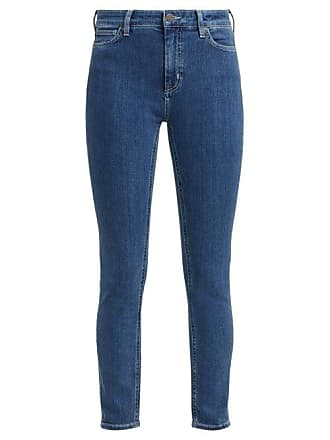 Mih Jeans Bridge High Rise Skinny Jeans - Womens - Denim