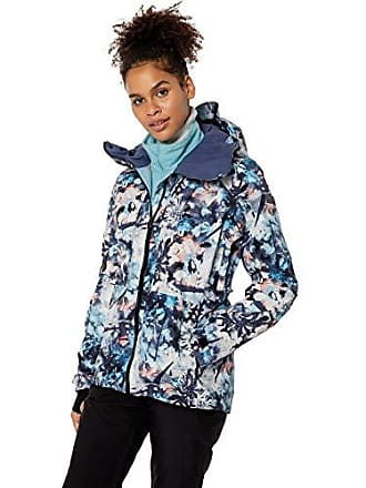Roxy Snow Juniors Essence 2L Gore-Tex Snow Jacket, Bachelor Button_Water of Love XS