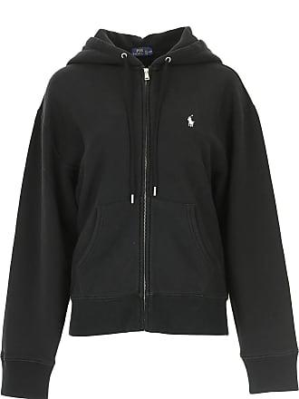 Ralph Lauren Sweatshirt für Damen, Kapuzenpulli, Hoodie, Sweats Günstig im  Sale, Schwarz 83ccb404bc
