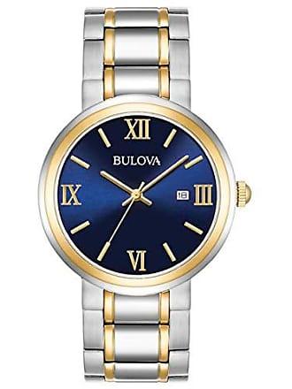 Bulova Relógio Bulova Analógico Blue Feminino WB26146A