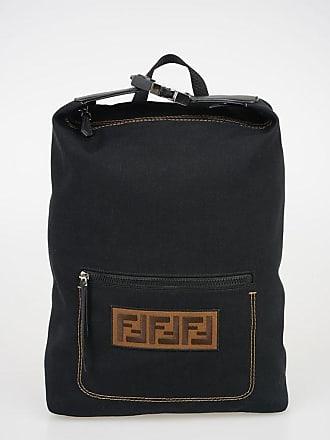 ee1bc93810596 Fendi Canvas Backpack Größe Unica
