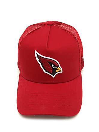 New Era Boné New Era Trucker Arizona Cardinals Vermelho 145eb41bbc9