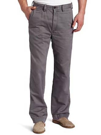 Haggar Mens Big and Tall Life Khaki Relaxed Straight Fit Flat Front Chino Pant,Gray,48x34