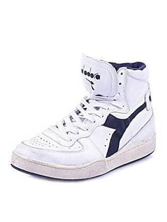 Diadora Heritage Herren High Sneaker Mi Basket Used 158569, Größe 42 Farbe  807b9af0fe