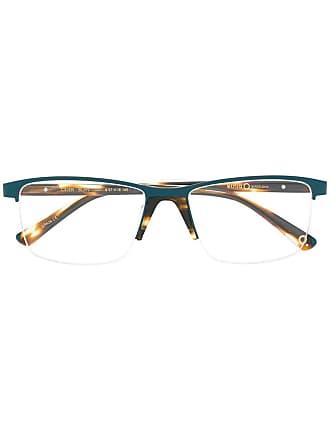 Etnia Barcelona Armação de óculos Oder retangular - Azul
