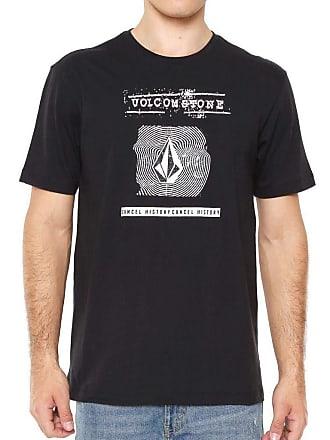 Volcom Camiseta Volcom Silk Volcom I D Preta