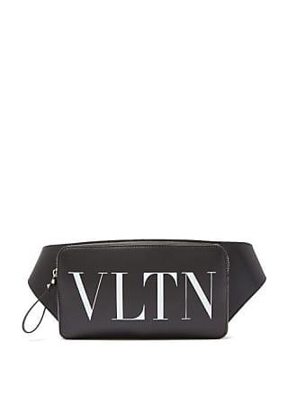 b77a1226891 Valentino Vltn Leather Cross Body Bag - Mens - Black