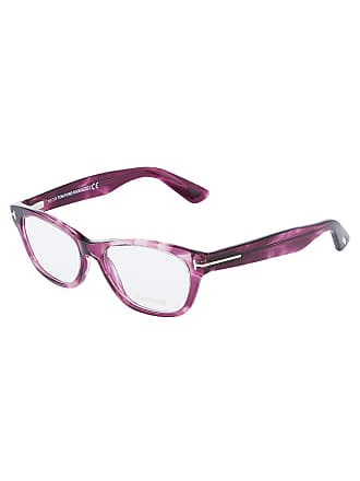 Tom Ford Round Transparent Acetate Optical Glasses