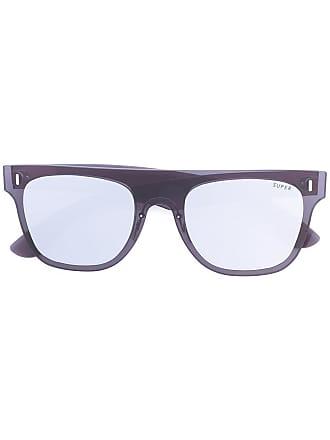 9f2da61be43f45 Retro Superfuture lunettes de soleil à monture carrée - Noir